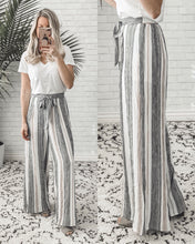 The Perfect Striped Pants (size S)