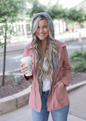Kylie Layered Jacket