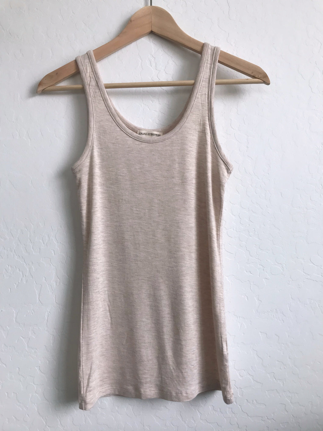 Layering Tank Top - 5 colors (size S & 2XL)