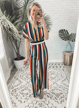 Chasing Rainbows Jumpsuit with POCKETS