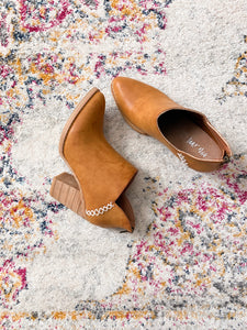 Delilah Ankle Booties