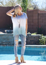 Ombre Tee