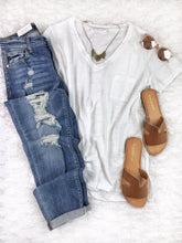 Boyfriend Jeans (size 0 in stock)