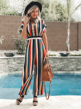 Chasing Rainbows Jumpsuit with POCKETS (size S, M)