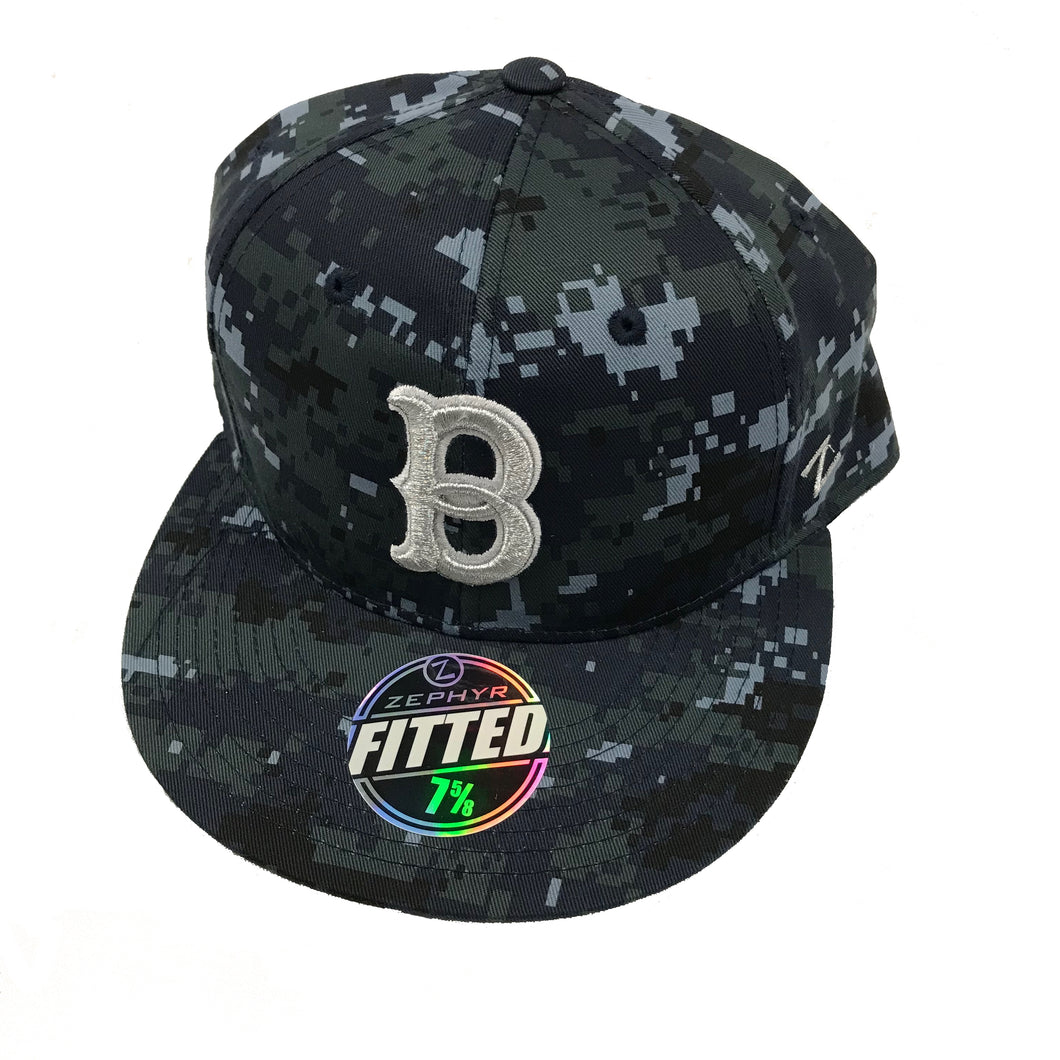 Authentic Winter Camo Hat