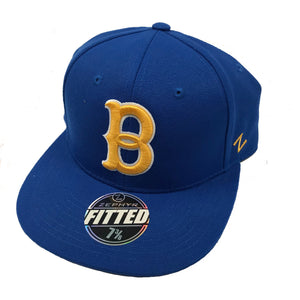 Blue and Yellow Throwback Hat