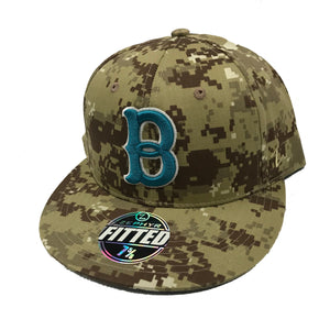 Authentic Desert Camo Hat