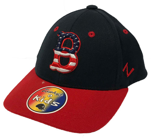 Youth Flag B Fitted Hat