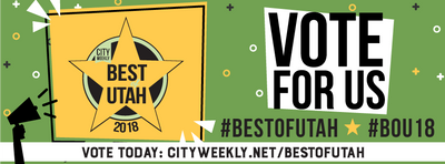 City Weekly Best of Utah 2018