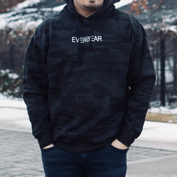 EVERBEAR Embroidered Hoodie