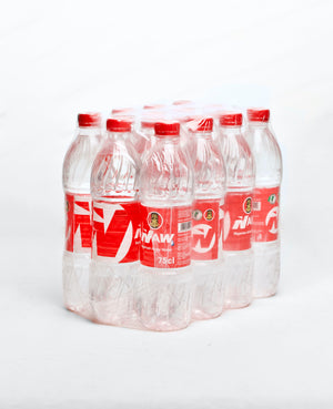NAW Water | Pack of 12x75cl