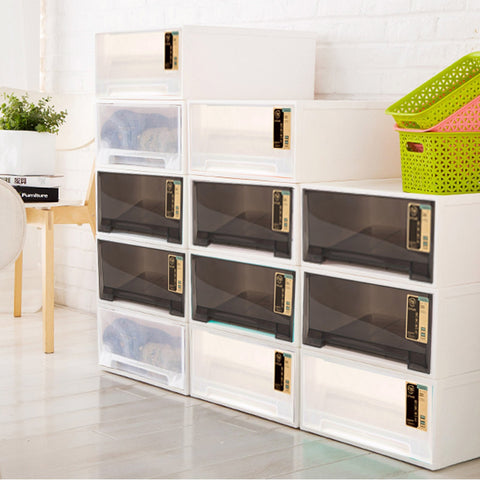 [Set Of 4 ] 24L Signature Single Tier Drawer