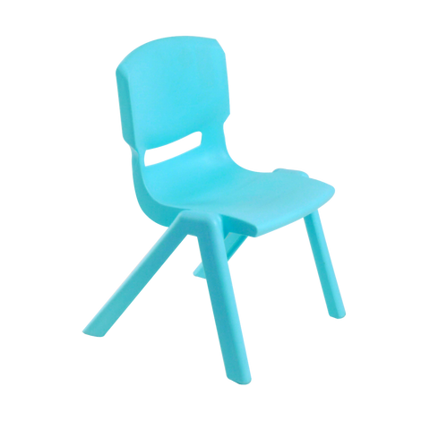 Children's Chair W Backrest