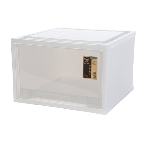 [Set Of 3] 35L Modular Single Tier Drawer