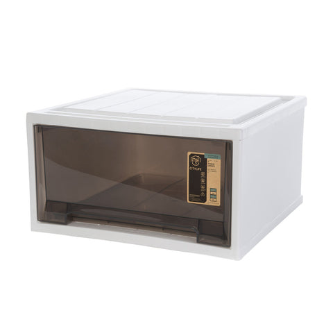 [Set Of 3] 27L Modular Single Tier Drawer