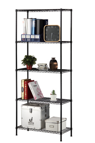 5 Tier Multi Utility Shelf (75Lx35Wx180H)