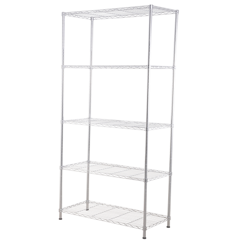 5 Tier Multi Utility Shelf (90Lx35Wx180H)