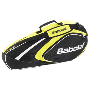 Babolat Racket Holder X3 Club Yellow