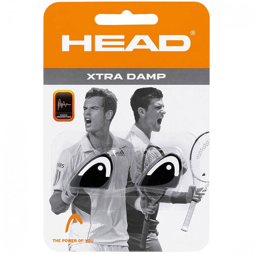 Head Xtra Damp Vibration Dampener (Black)