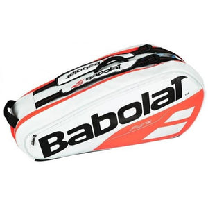 Babolat RHX6 Pure Strike White Red