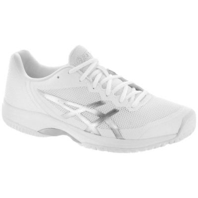 ASICS Gel Court Speed Mens White/Silver