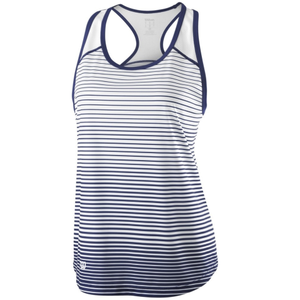 Wilson W Team Striped Tank