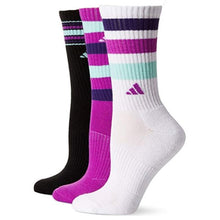 Adidas Womens Cushioned Socks (3pair)
