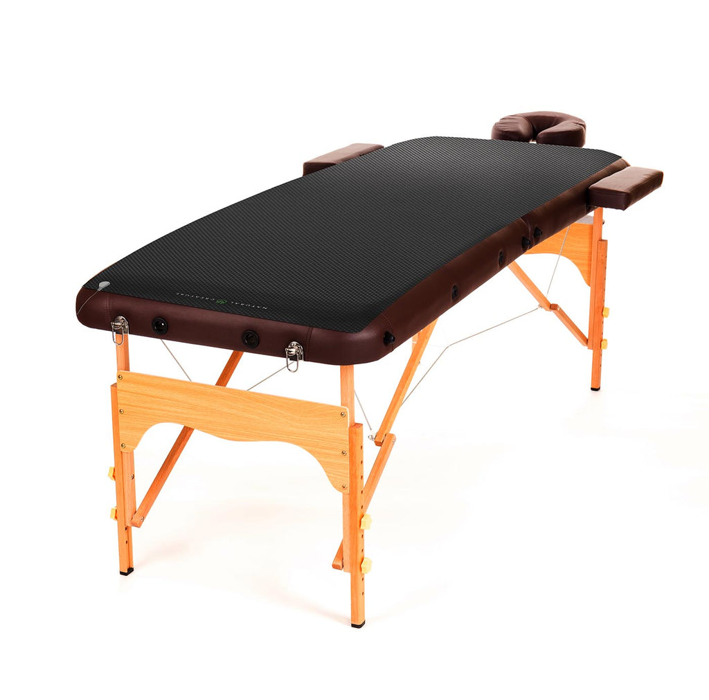 Natural Creature Grounded Massage Table Mat