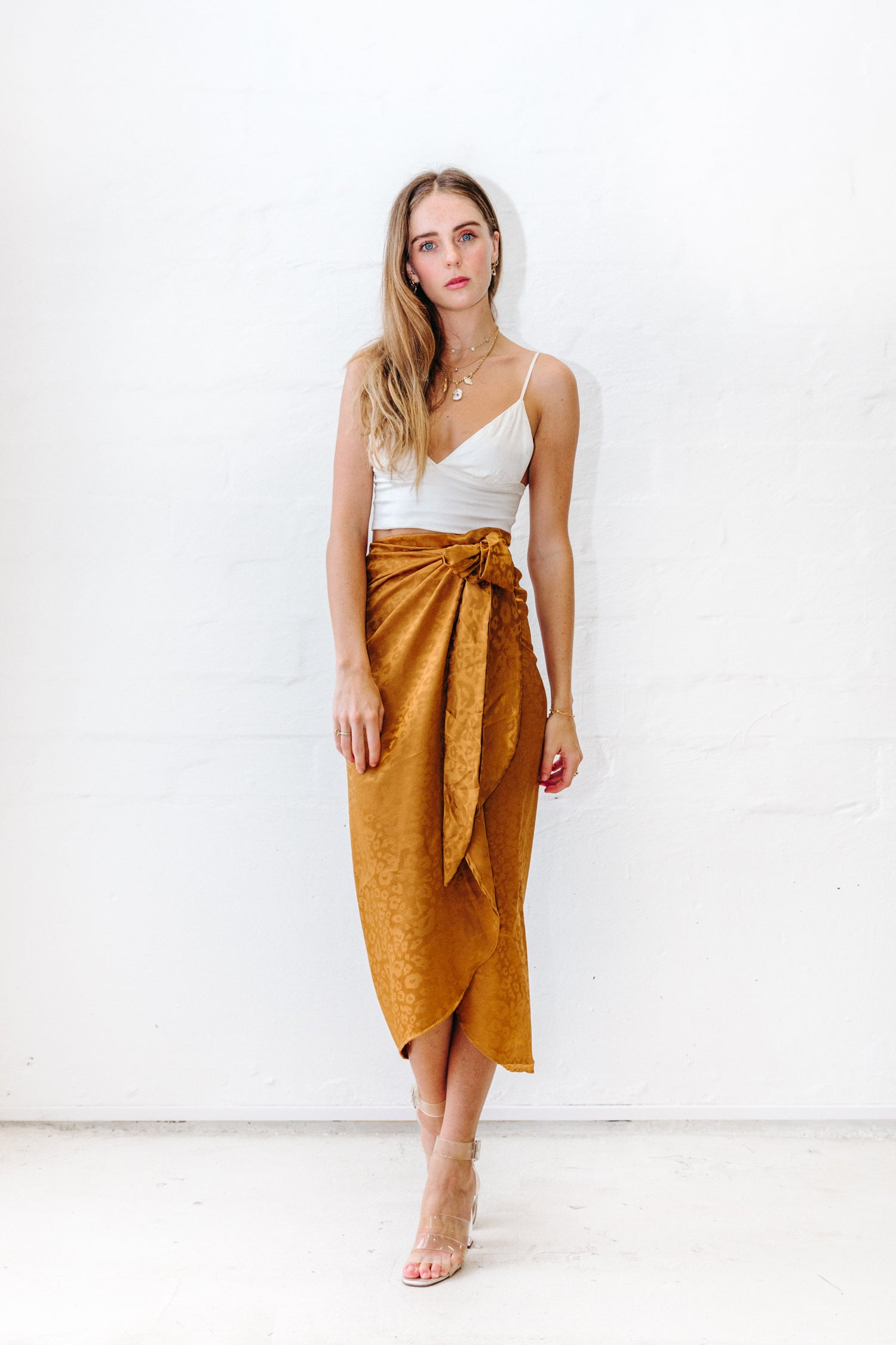 temptress wrap skirt
