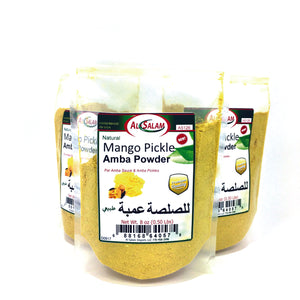 Amba Mango Pickle Powder - 5.6oz Bag
