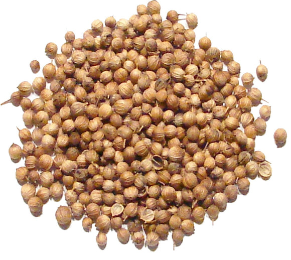Coriander Seeds Whole - 6.4oz Bag