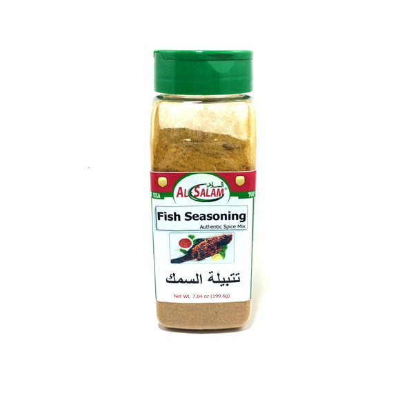 Fish Seasoning - Middle Eastern Style