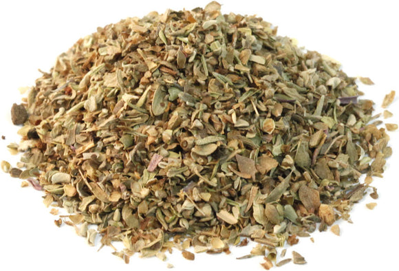 Oregano Leaves - Cut and Sifted - 2.7oz Bag