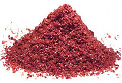 Sumac Ground Powder - Medium Fine