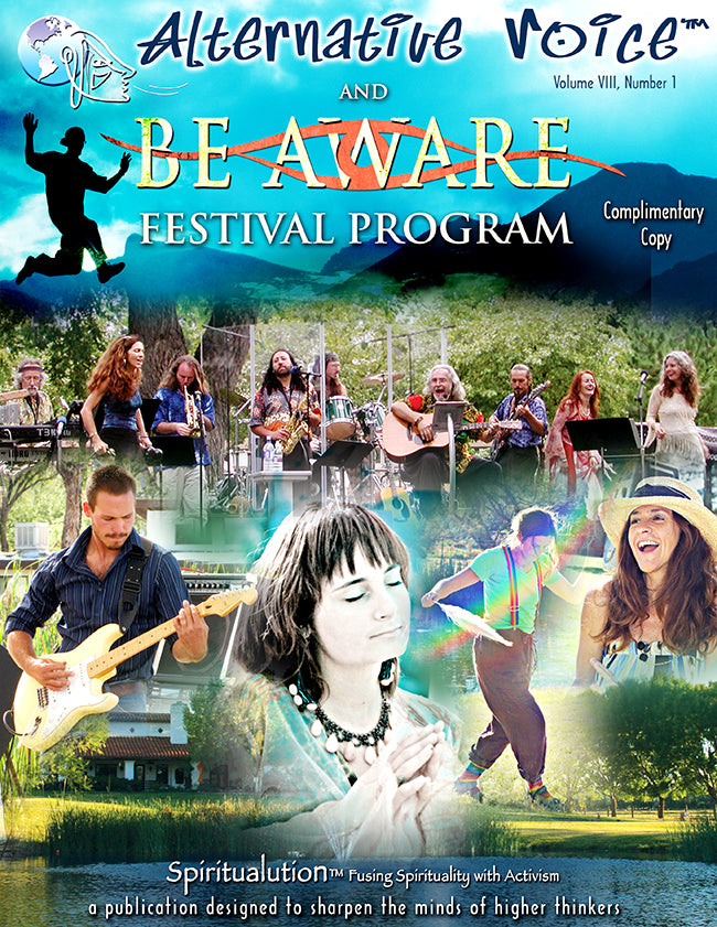 Be Aware 2010 Festival Program Volume VIII, Number 1