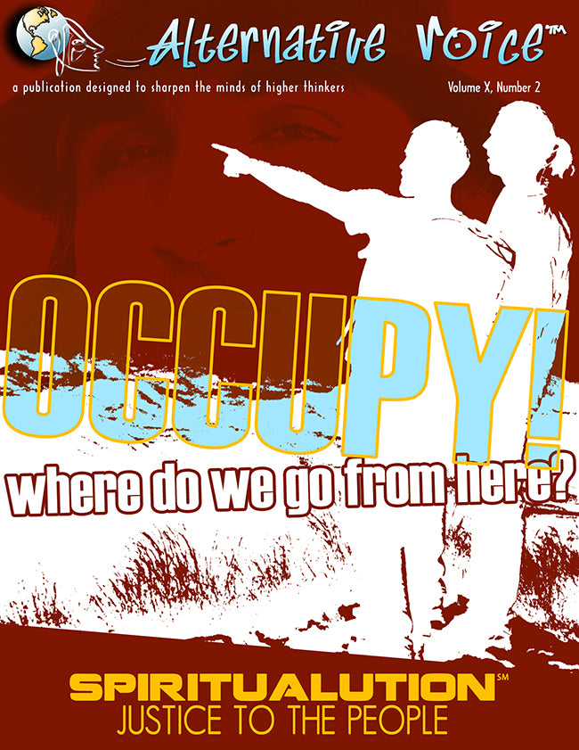 Occupy! Where Do We Go From Here? Volume X, Number 2