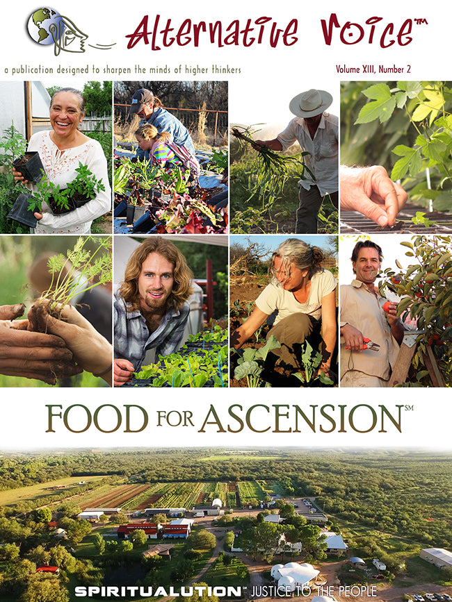 Food For Ascension • Volume XIII, Number 2