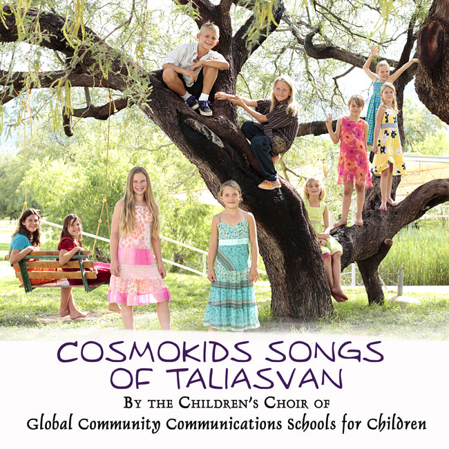 CosmoKids Songs of TaliasVan CD