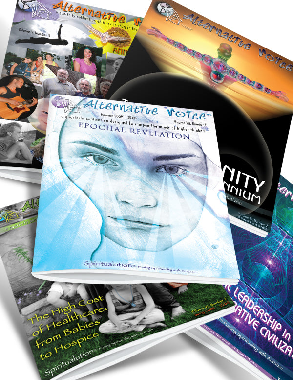Subscribe to the Alternative Voice