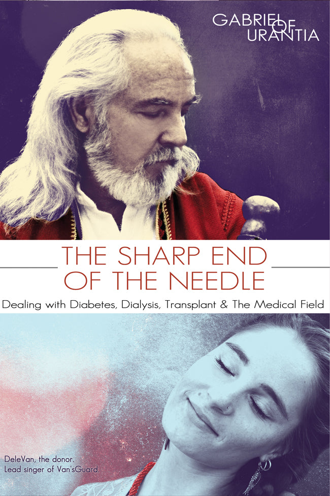 The Sharp End Of The Needle: Dealing with Diabetes, Dialysis, Transplant & The Medical Field