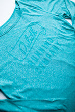 "Women's Mizuno scoop neck ""Duluth Running Company"" Long Sleeve Tech Shirt"