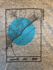 """Duluth Parks Series"" Lakewalk Shirt"