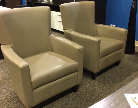USED Lounge Chairs