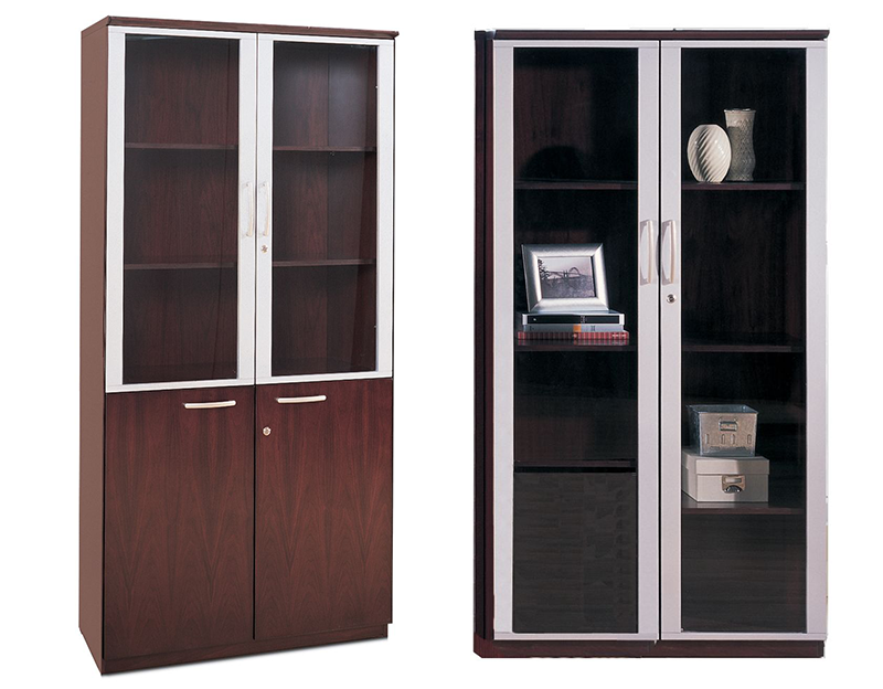 Corsica Tall Storage Cabinets