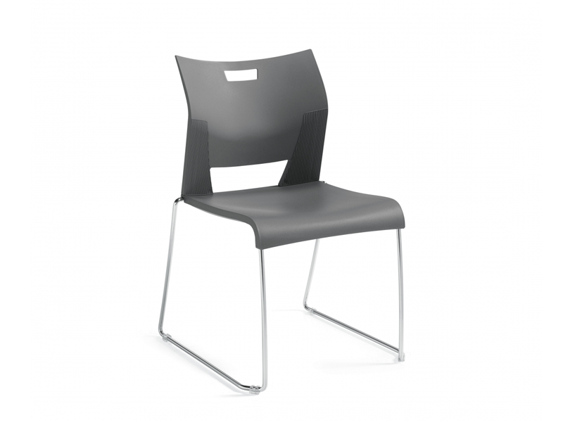 Duet Armless Stacking Chair