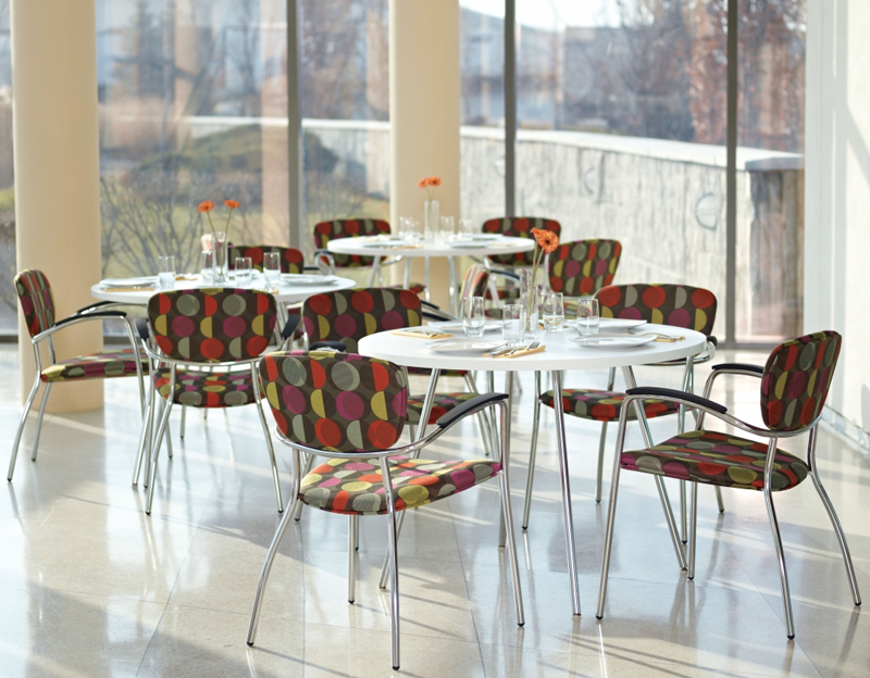 Wind Lunchroom Tables