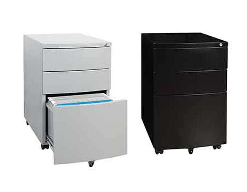 Mobile Box/Box/File Pedestal