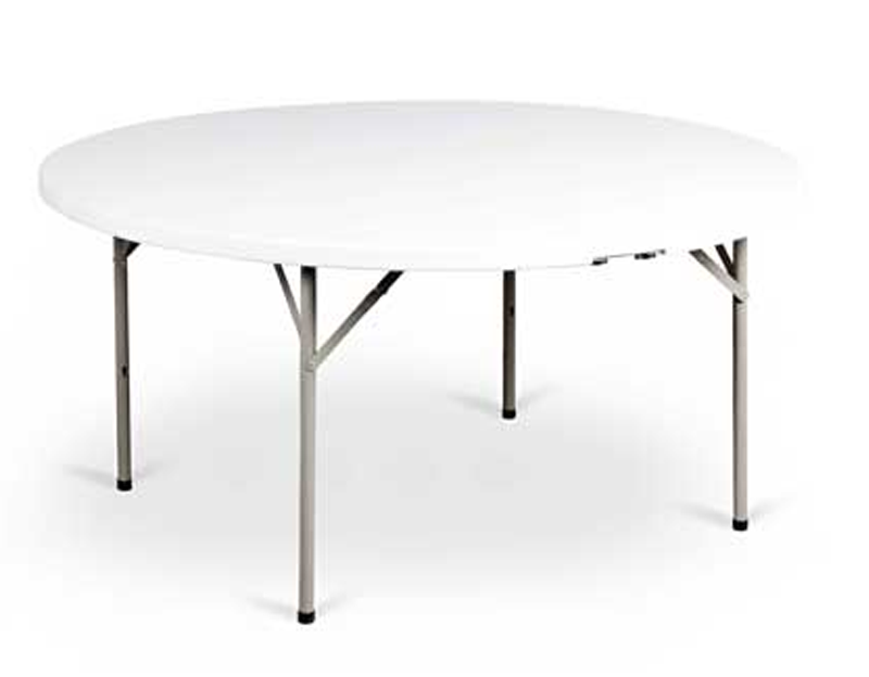 "ToughLite 45"" Round Folding Table"