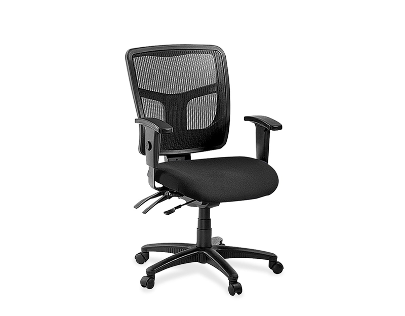LLR86201 Managerial Mid-Back Chair