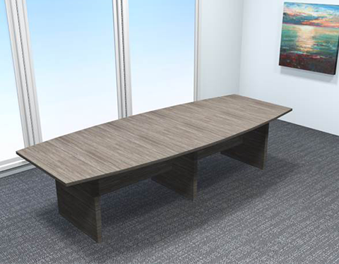 10' Ionic Boardroom Table